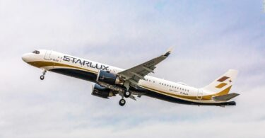 STARLUX Airlines launches flights from Taipei to Ho Chi Minh City