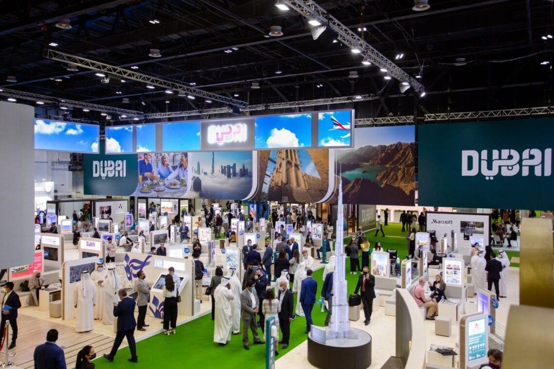 Arabian Travel Market Dubai établit une nouvelle tendance mais aucune question n'est autorisée