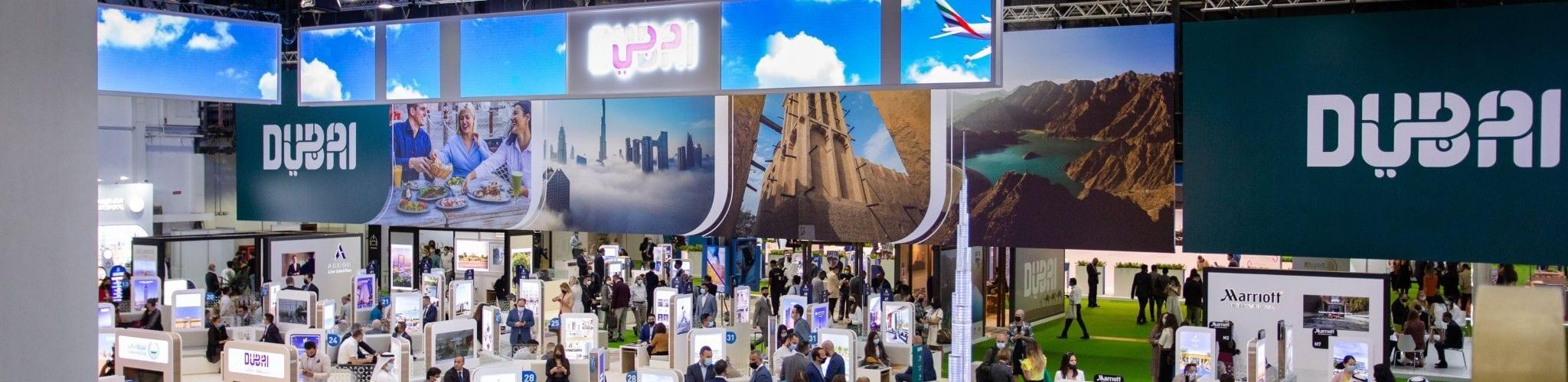 Arabian Travel Market Dubai asettaa uuden trendin, mutta kysymyksiä ei sallita