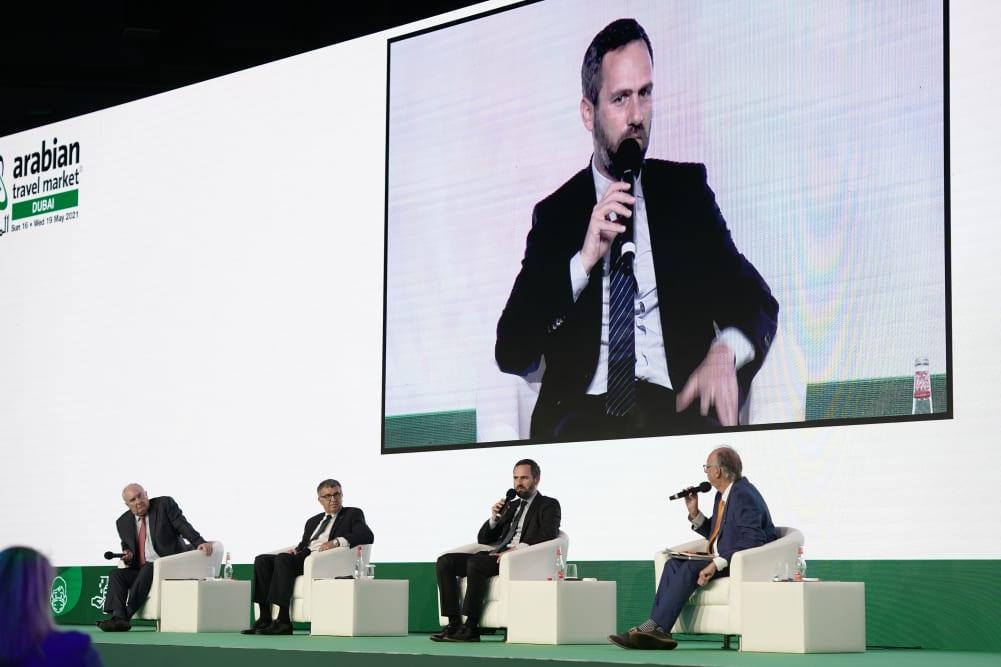 Lähi-idän ilmailualan asiantuntijat ovat optimistisia Arabian matkailumarkkinoilla