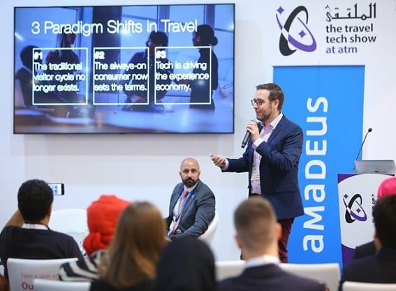 Teknologjia e udhëtimit: E madhe në Arabian Travel Market