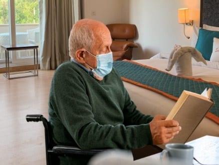 Indijski hoteli Sarovar pokreću COVID centar za njegu starijih osoba
