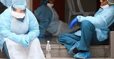 Maailman terveysjärjestön hälytys: COVID on tappavampi