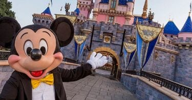 Disneyland, Anaheim, Orange County is nije wike klear foar giele tier