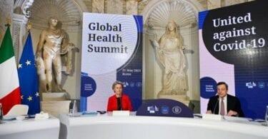 قمة الصحة العالمية G20: يجب علينا تطعيم العالم بسرعة