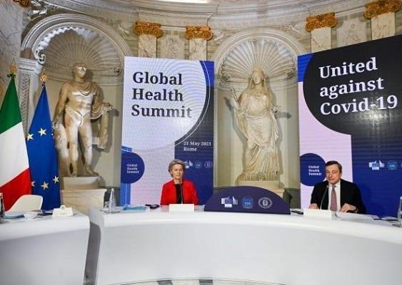 عالمی صحت سمٹ جی 20: ہمیں جلد ہی دنیا کو قطرے پلانے چاہinate