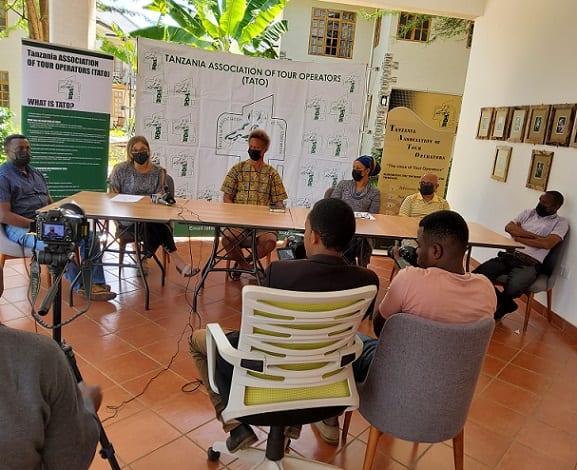 Nadzieja dla touroperatorów z Tanzanii w walce z COVID-19