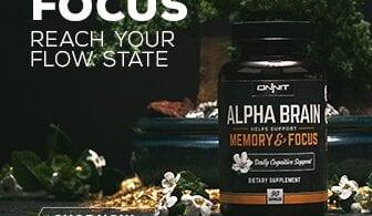 Alpha Brain Reviews – Does It Work!