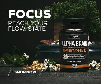 Alpha Brain Umsagnir - Virkar það!