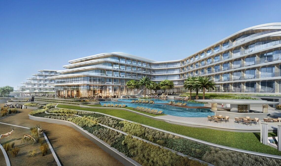 JA Lake View Hotel åpner i Dubai
