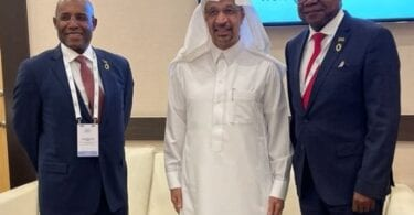 Jamaica Ministers discuss investments with Saudi Arabia Minister of Investment