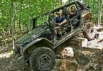 Jeepin lomakohteet