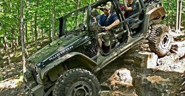 Jeep Vacation Destinations