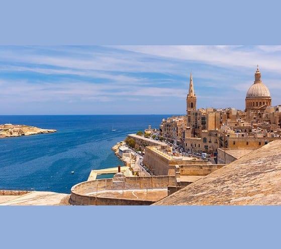 Ọgba aghara rutere na Malta!