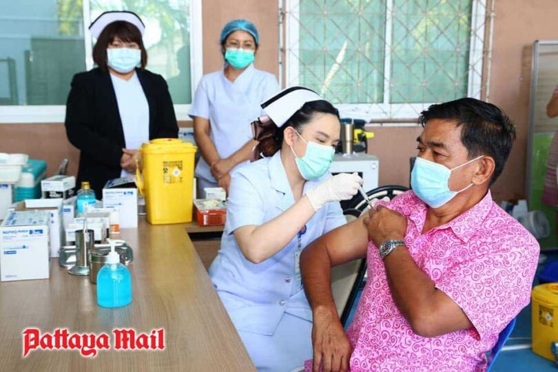 Pattaya Tourism leaders: COVID-19 vaccinations botched