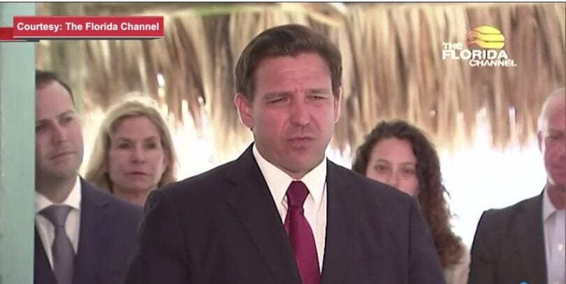 Флорида губернатору COVID-19ну тарыхта калууга буйрук берди жана бардык чектөөлөрдү алып салды