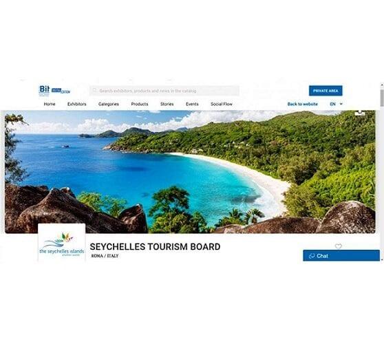 Seychelles waxay muuqaal muuqaal ah ka sameysaa BIT 2021