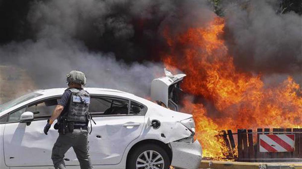 TLV yakavharwa: Palestine Rocket kurwisa vs Israel Phosphorus Mabhomba