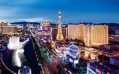Las Vegas bedeutet, dass Geschäft nicht nur ein Schlagwort ist