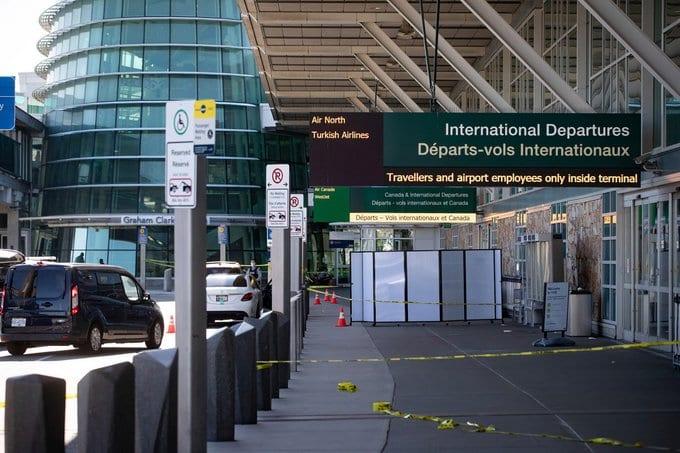 Ispaljeni hici: Što se dogodilo u nedjelju na YVR (međunarodna zračna luka Vancouver)?
