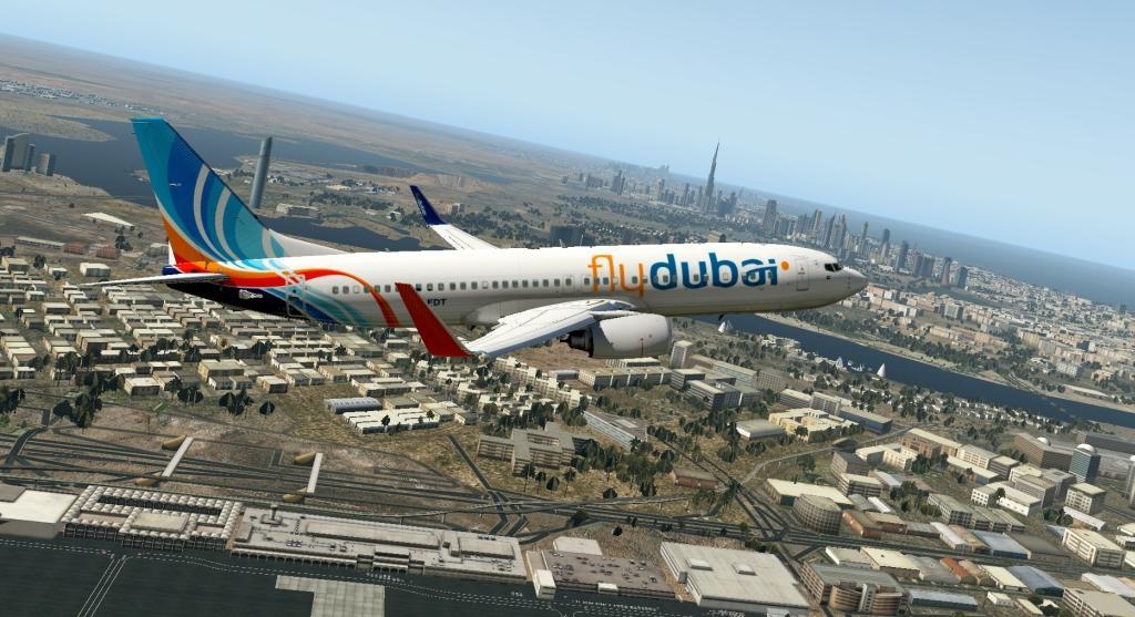 Penerbangan Budapest ke Dubai diluncurkan oleh flydubai