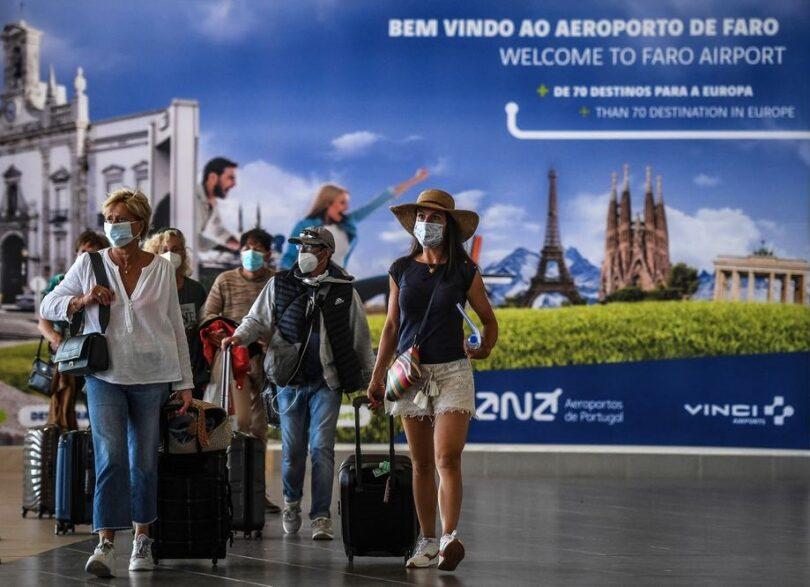 پرتگال امریکی سیاحوں کے لئے منفی COVID-19 ٹیسٹوں کے ساتھ دوبارہ کھل گیا