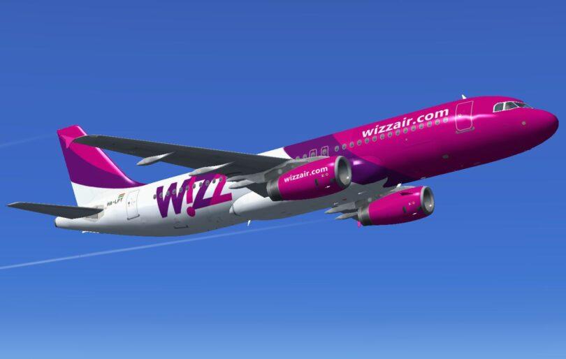 Flugoj al Burgoj, Zakinto, Bruselo, iaanio, Larnaka, Parizo kaj Porto per relanĉo de Wizz Air de Budapeŝto