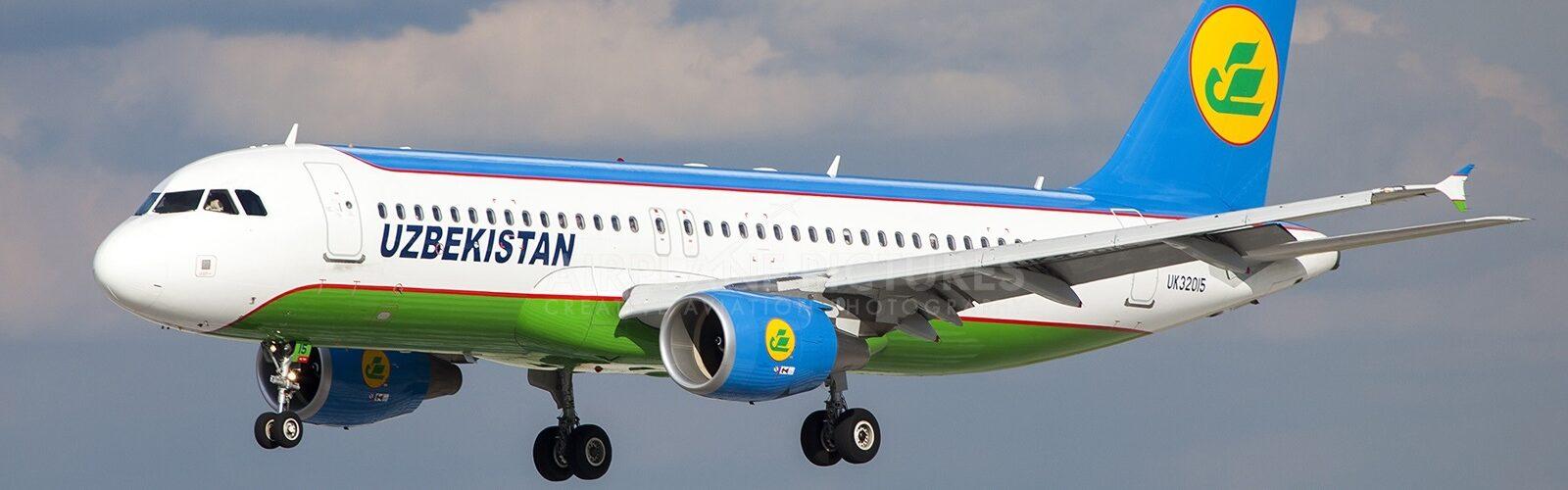 Uzbekistan Airways fluturon nga Tashkenti në Aeroportin Domodedovo të Moskës