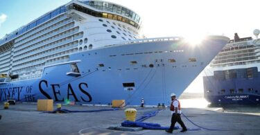 Florida COVID-19 cases put major cruise ship launch on hold