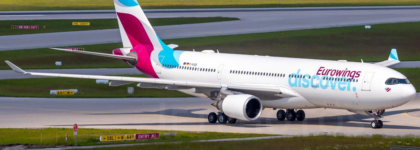 Eurowings Discover të Lufthansës i dha Certifikatën e Operatorit Ajror