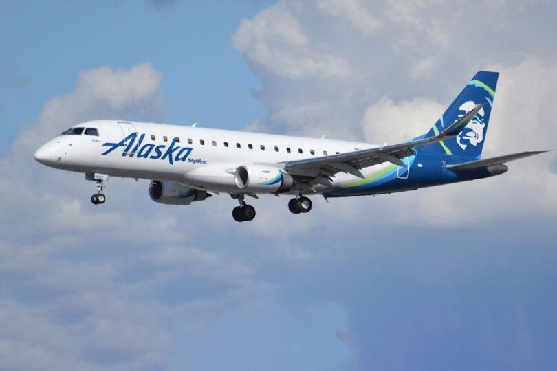 Alaska Airlines lanĉas novajn flugojn kaj aldonas pli da itineroj