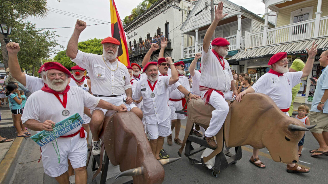 Hemingway Days returns to Key West in July