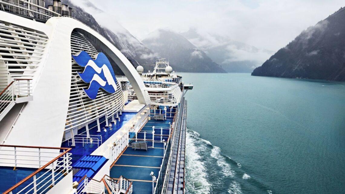 تواصل Princess Cruises خططها لاستئناف الرحلات البحرية في الولايات المتحدة