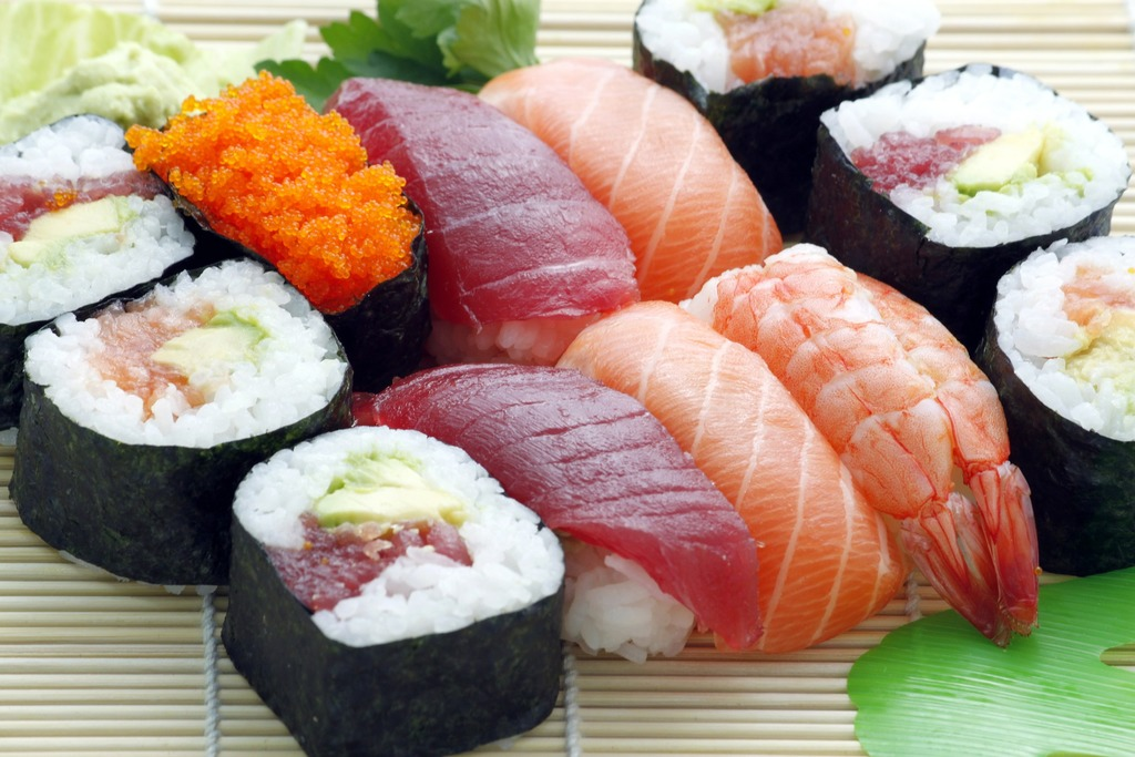 Međunarodni dan sushija 2021: Wasabi je uvrstio jedan od najpopularnijih američkih začina