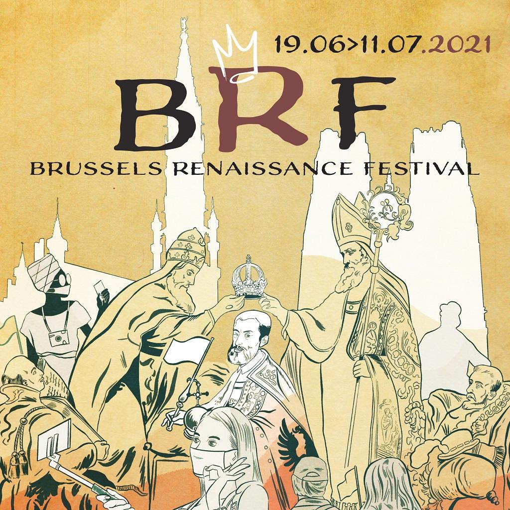 Brussels Renaissance Festival kembali esok