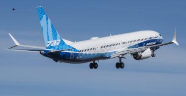 ಬೋಯಿಂಗ್ 737 MAX ಕುಟುಂಬದಲ್ಲಿ ಅತಿದೊಡ್ಡ ವಿಮಾನವು ಯಶಸ್ವಿ ಮೊದಲ ಹಾರಾಟವನ್ನು ಪೂರ್ಣಗೊಳಿಸಿದೆ