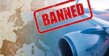 Les pays tiers se joignent à la décision de l'UE d'interdire les compagnies aériennes biélorusses de leur espace aérien