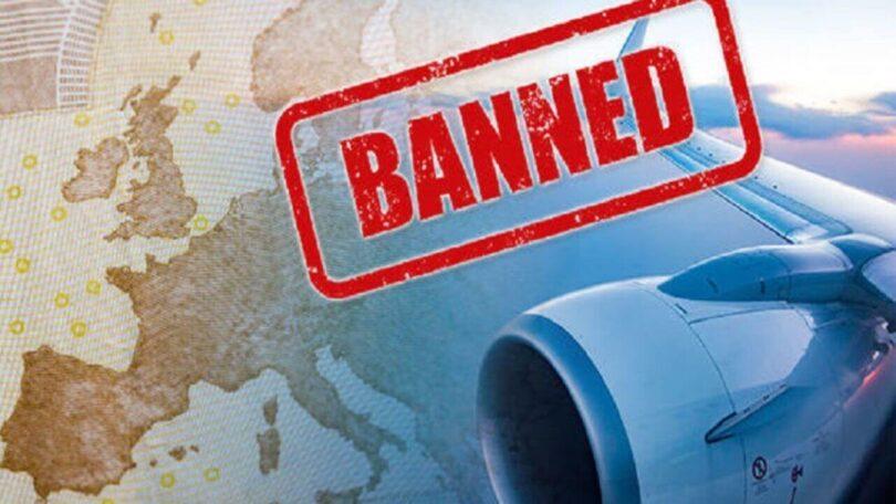 Nicht-EU-Staaten schließen sich EU-Beschluss an, belarussische Fluggesellschaften aus ihrem Luftraum zu verbannen