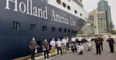 Holland America Line: Dve lode plaviace sa zo San Diega, štyri lode plávajúce z Fort Lauderdale na jeseň tohto roku