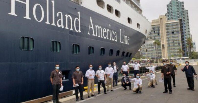 Holland America Line: Twa skippen farre fan San Diego, fjouwer skippen dy't dizze hjerst farre fan Fort Lauderdale