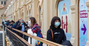 Preuve de vaccination COVID-19 désormais requise pour visiter les restaurants et bars de Moscou