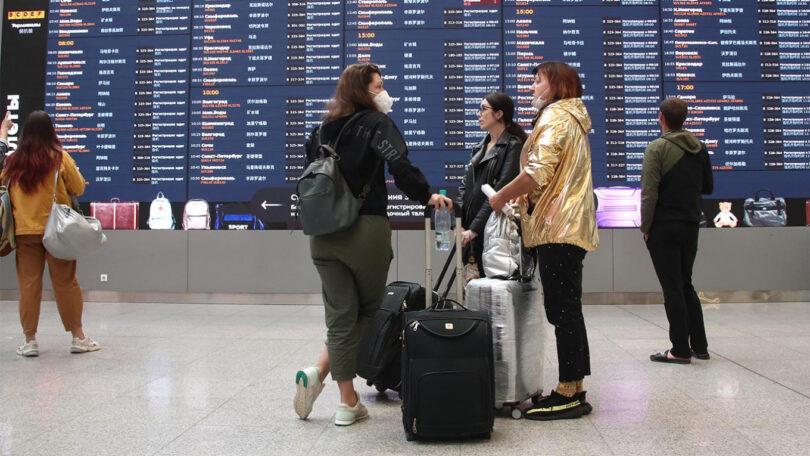 Russische Fluggesellschaften nehmen Flüge in die Türkei wieder auf