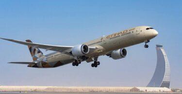 Etihad Airways lanseart flechten nei Wenen, Eastenryk