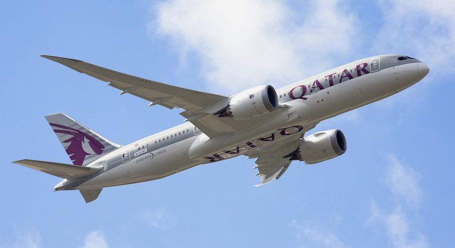 Ko Qatar Airways te rerenga rererangi Lagos