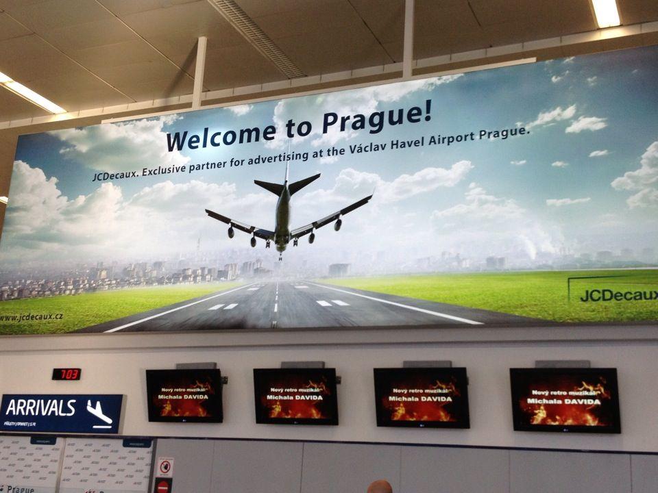 جمهوری چک از مسافران برگشتی ایالات متحده استقبال می کند