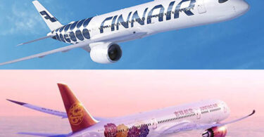 Finnair သည်ဟယ်လ်စင်ကီ - ရှန်ဟိုင်းလမ်းကြောင်းနှင့် Juneyao Air နှင့်ပူးပေါင်းသည်