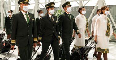 Spoločnosť Ethiopian Airlines začína prevádzkovať lety s plne zaočkovanou posádkou