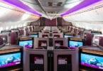 Qatar Airways lanseart nije Boeing 787-9 Dreamliner mei nije Business Class Suite