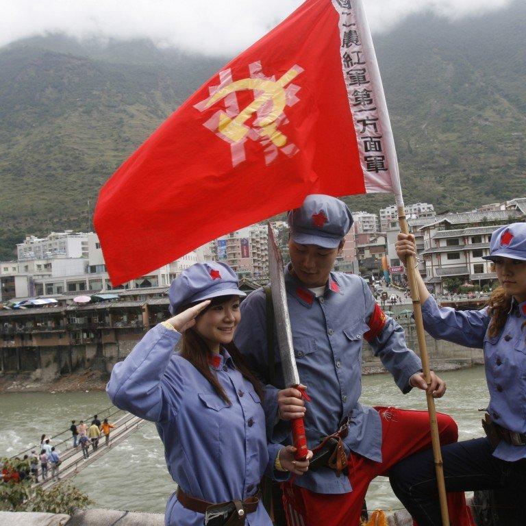 Կարմիր տուրիզմը Չինաստանում պայթում է 2021 թվականին