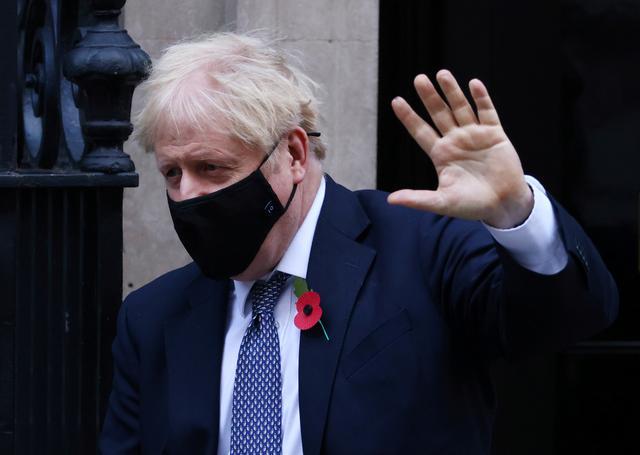 Boris Johnson: Brak wcześniejszego złagodzenia ograniczeń COVID-19 w Wielkiej Brytanii
